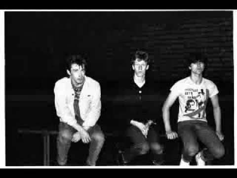 The Chameleons Radio Interviews Pt 1