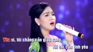 [Karaoke - Beat Gốc] Tình Yêu Cô Đơn - Lưu Trúc Ly