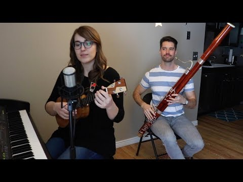 Liability (Lorde cover on Ukulele & Bassoon) by Danielle Ate the Sandwich and Skyler