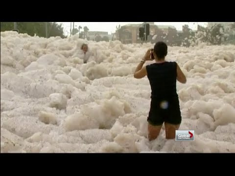 Global National - Extreme weather ravages Australia