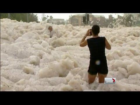 Global National - Extreme weather ravages Australia