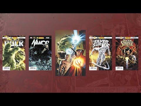 DEFENDERS: THE BEST DEFENSE #1 Trailer | Marvel Comics