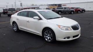 2013 Buick LaCrosse Premium 1 For Sale Dayton Troy Piqua Sidney Ohio | CP14889