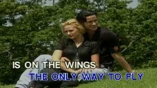On The Wings Of Love - Jeffrey Osborne (♪Karaoke-Videoke) [HD]