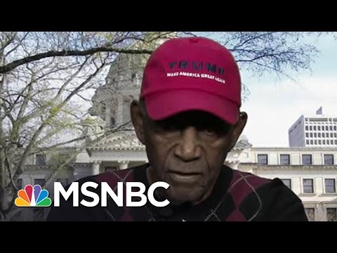 Brother Of Civil Rights Icon Medgar Evers Endorses Trump | MSNBC