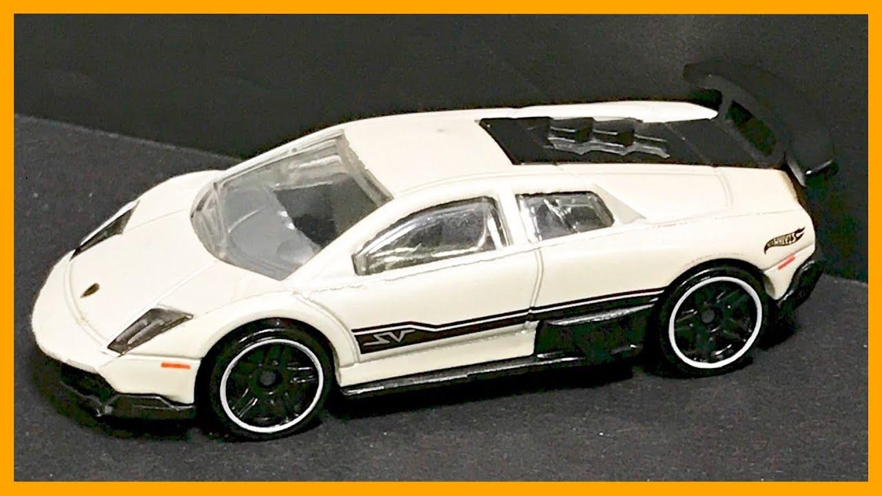Lamborghini Murcielago Lp670 Sv Review Top Speed Test Hot Wheels
