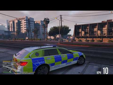 Irish Emergency Service RPC Patrol 15