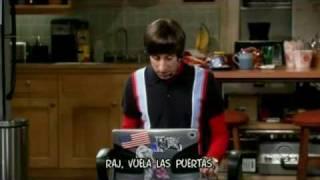 The Big Bang Theory, Mejores momentos, Primera temporada -1ra Parte
