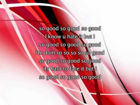 Beyonce - So Good, Lyrics In Video