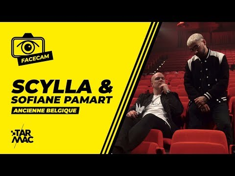"Youtube: SCYLLA x SOFIANE PAMART, ""Pleine lune» 🌕 à l'Ancienne Belgique 🔥"