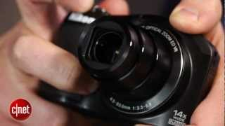 Nikon Coolpix L610 basic, but good