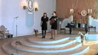 Архивы. Ирина Кадочникова и Наташа Мусихина