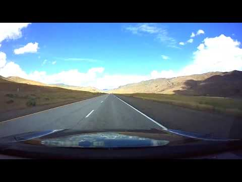 Boise, Idaho to Portland, Oregon Time Lapse