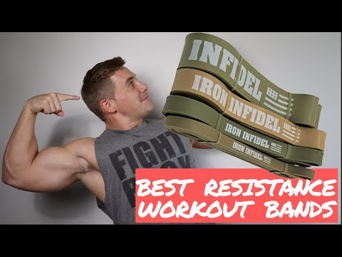 Strength Training Resistance Bands | Iron Infidel Product Review