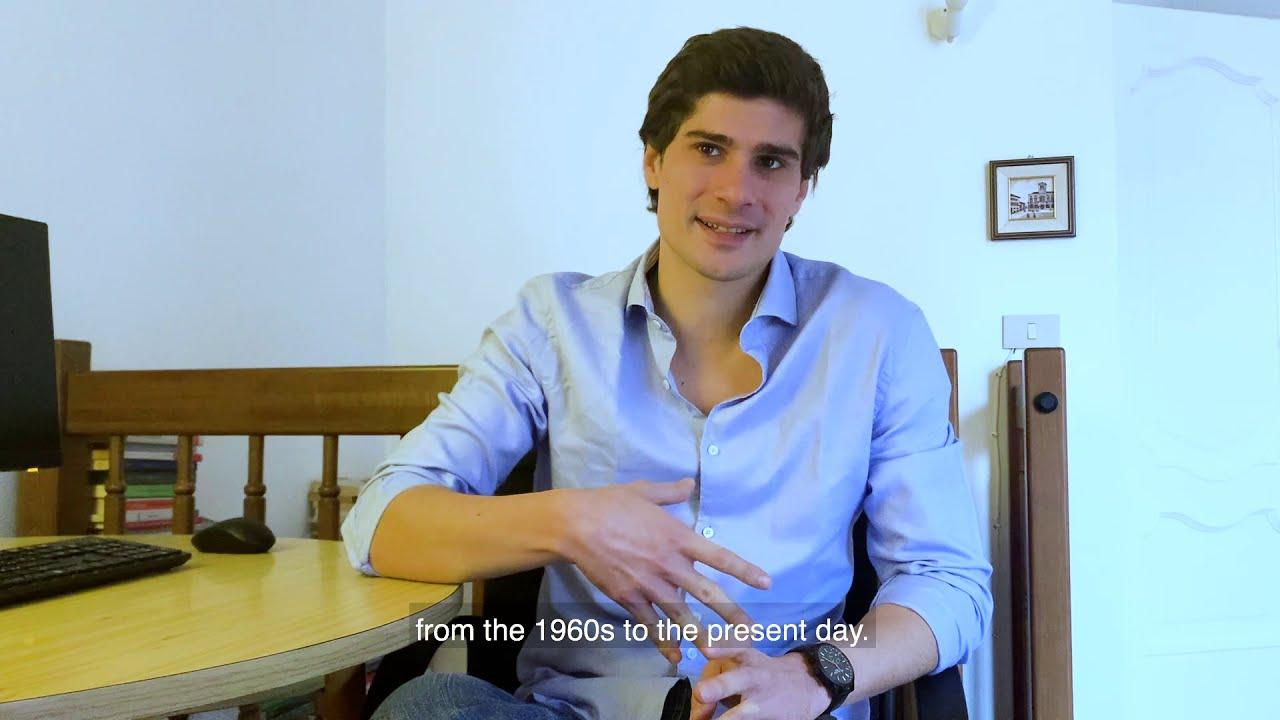 Ornaldo Gjergji: Climate Change Down to the Local Level