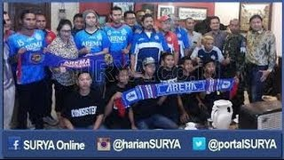Arema Indonesia Main di Liga Nusantara   Visty Ary