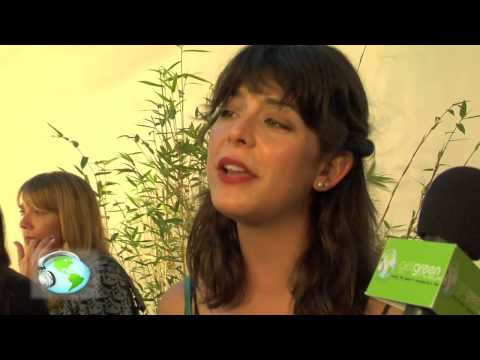 Get Green Music @ the EMA Awards  Lindsey Broad