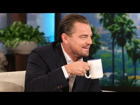 Leonardo DiCaprio Discusses 'The Revenant'