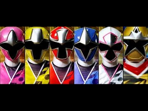 Могучие рейнджеры ниндзя сталь 4 серия