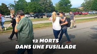États-Unis: Une fusillade en Virginie fait 12 morts