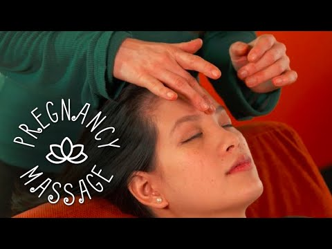 Pregnancy Massage For Relaxation