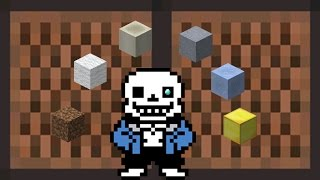Minecraft Megalovania 1.12 Noteblock Remix