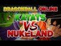 Dragon Ball Online Global Katats NukeLand Adventure!