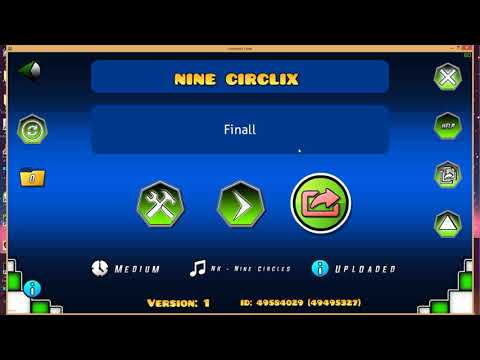 Nine Circlix by Me and StefanSuperHero 100%
