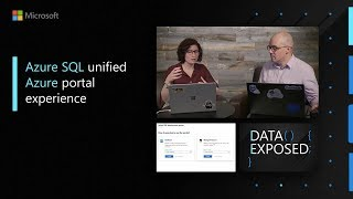 Data Exposed | Azure SQL unified Azure portal experience