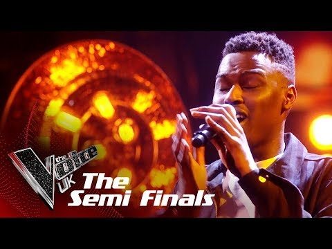 Mo Jamil Performs 'That Feeling': The Semifinals | The Voice UK 2018