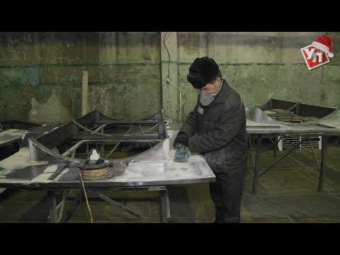 Секретное производство. В ульяновской колонии делают машины, иллюминации и лавочки
