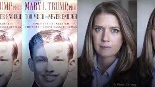 ماري ترامب تكتب كتاب عن بعض اسرار عمها الرئيس ترامب والبيت الابيض يحاول منع هذا الكتاب من الظهور