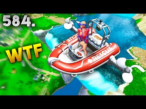 Fortnite Funny WTF Fails and Daily Best Moments Ep.584
