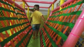 ★ Киев, Fly Park Детский Центр Развлечений Indoor Fun Park playgorund Play center Ball Pool Kids