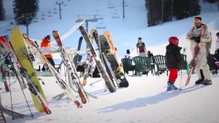 Sundance Dental Care promotion featuring local pro snow boarder Jonah McGee.
