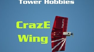 Thumnail for CrazE Wing Review | HobbyView