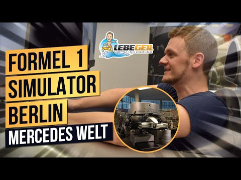formel 1 simulator berlin in der mercedes welt youtube. Black Bedroom Furniture Sets. Home Design Ideas