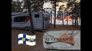 Camping in Finnland ⛺️ & Caro kriegt´s nicht hin - Finnland Womo Rundreise #26