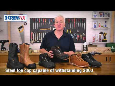 Work Boots And Shoes ¦ Screwfix