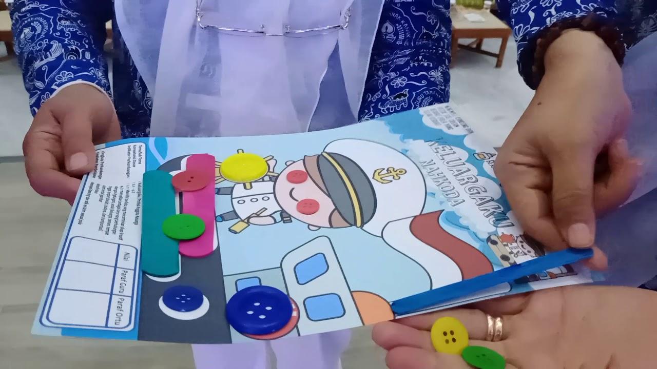 Pembelajaran Mewarnai Gambar Perahu Dgn Menggunakan DCI Digital Cerdas Indonesia