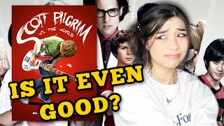 EVERY CHARACTER IN **SCOTT PILGRIM VS WORLD** IS BETTER THAN SCOTT PILGRIM