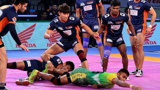Pro Kabaddi 2018 Highlights   Patna Pirates vs Bengal Warriors   Hindi