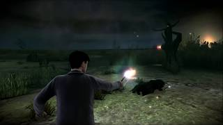 Harry Potter And The Half-Blood Prince Full Movie Based Video Game Part 1 of 2