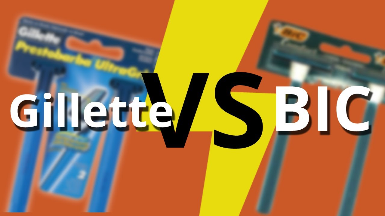 bic versus gillette A dispute arose between two major razor-blade manufacturers regarding a bic advertising campaign which extensively used the greek flag and inferred that bic was a greek company gillette took legal action against bic based on unfair competition clauses, arguing that the campaign was misleading.