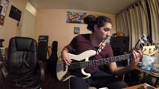 Cowboy Bebop - Tank! Bass cover by Marcos Sánchez