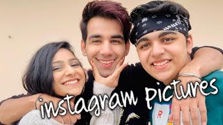 Diksha Sharma instagram picture slide show ?