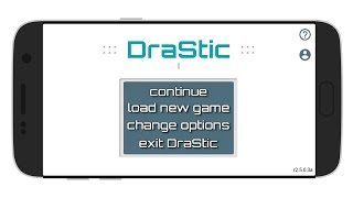 Drastic Full Con root y Controles táctiles 3DS XL Para Android 2017