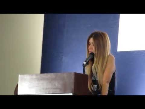 Best Animal Rights / Liberation Speech on Extreme Activism by Simone Reyes