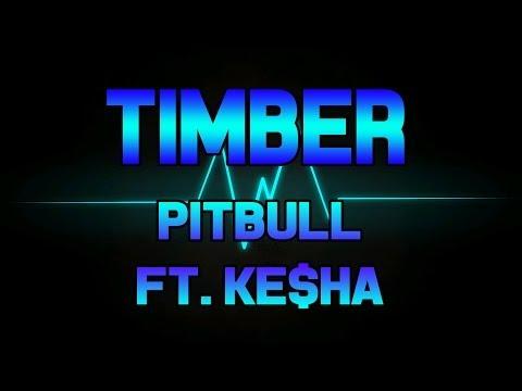 Pitbull - Timber ft. Ke$ha (Official Lyric Video)