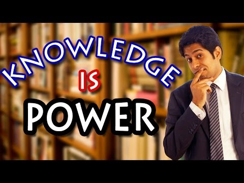 Knowledge is Power (Hindi Inspirational Video)